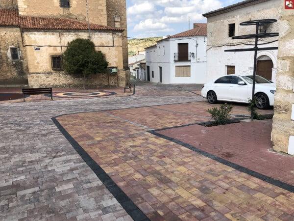 Pavimentos de hormigón | Prefabricados La Jara Adoquines en Albacete y Madrid