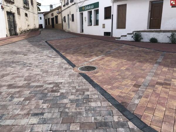 Prefabricados La Jara Adoquines en Albacete y Madrid | Pavimentos decorativos