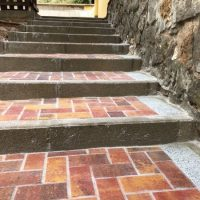 Escalera Cuenca Adoquín | Prefabricados La Jara Adoquines en Albacete y Madrid