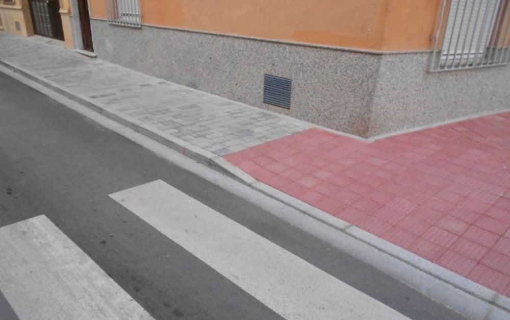 Adoquines en obra pública | Prefabricados de La Jara Albacete y Madrid