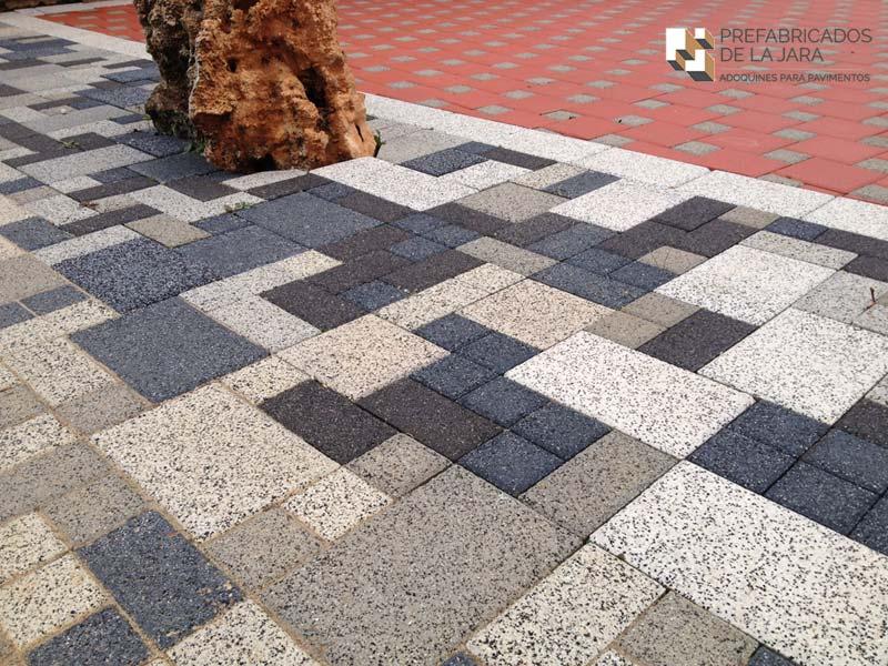 ¿Qué son los pavimentos intertrabados? | Prefabricados de la Jara | Adoquines de hormigón en Albacete y Madrid