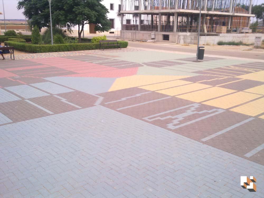 pavimentos hormigón y asfalto