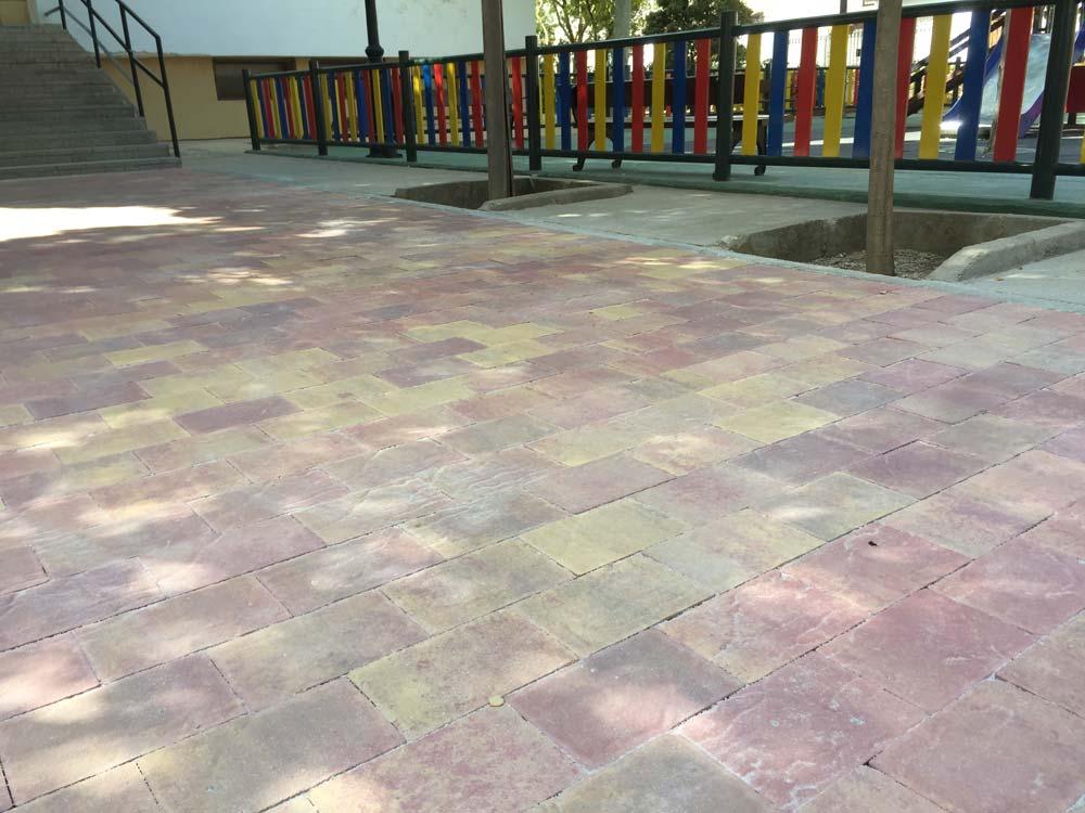 Aspectos constructivos de los pavimentos de adoquines de hormigón
