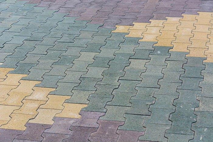 Adoquines de colores | Prefabricados La Jara